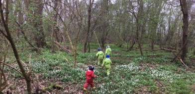 Forest School March 20th