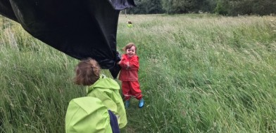 Forest School June 5th 2017