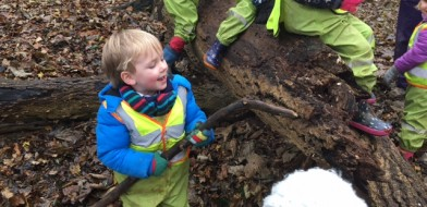 Forest School Dec 12th