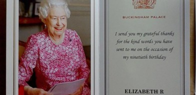 The Queen Writes Back!